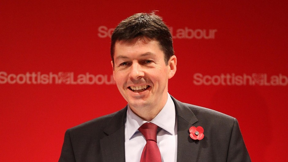 MSP Ken Macintosh says Scottish Labour needs to stop defining itself by who it opposes