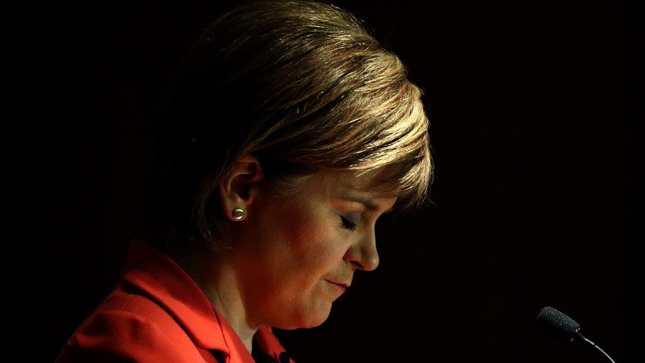 Nicola Sturgeon said a consultation on plans for greater autonomy for island areas would be published this summer