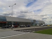 Modlin Airport, Warsaw, Poland