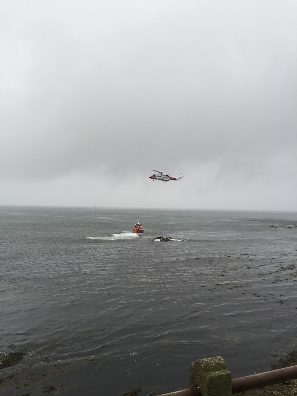 Picture courtesy of RNLI Macduff
