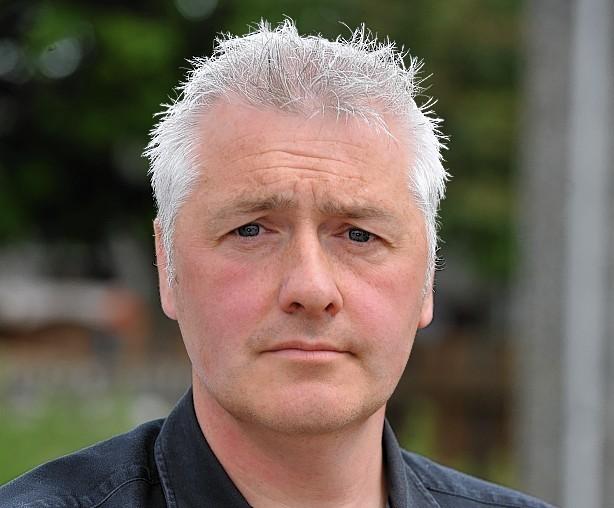 Highlands Local Senior Officer Scott Hay