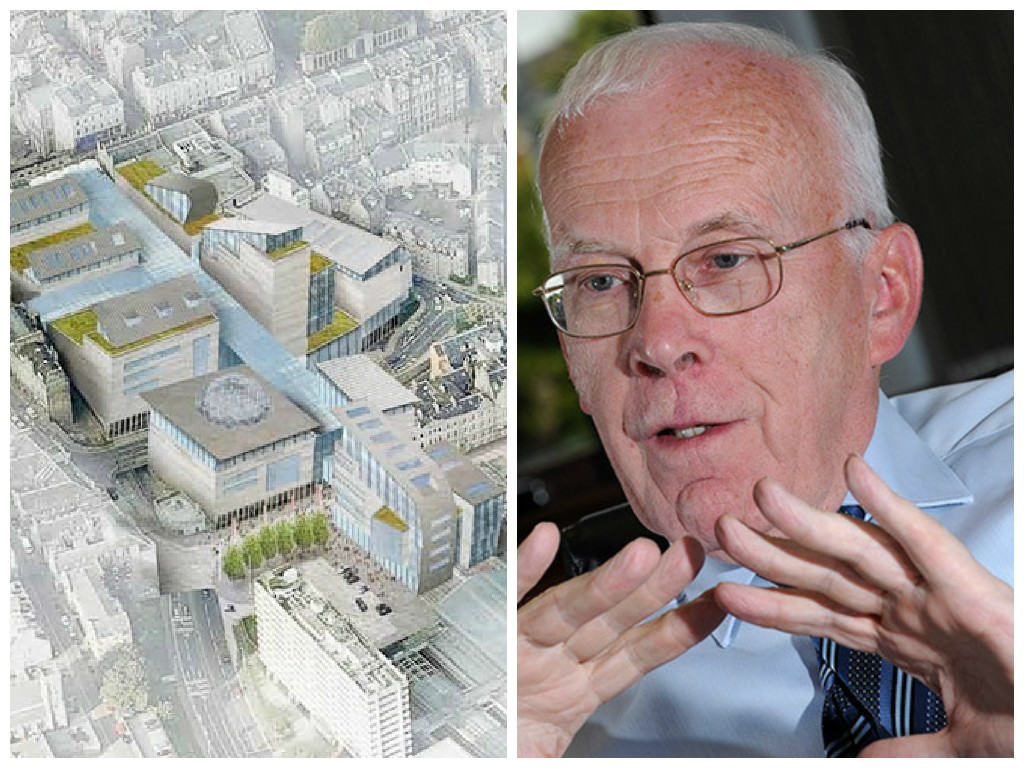 """Investment from Sir Ian Wood would be """"very nice"""" according to Marie Boulton"""