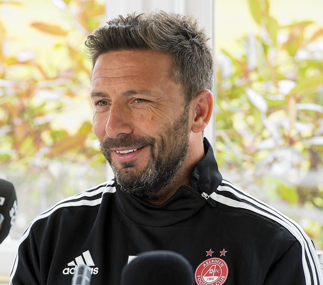Aberdeen FC: McInnes confident of strength in depth