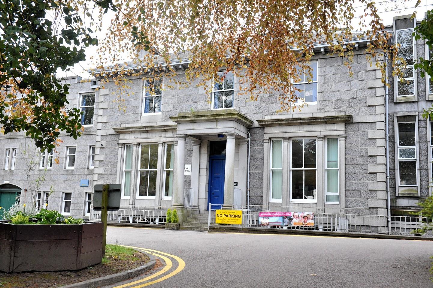 St Joseph's Primary in Aberdeen