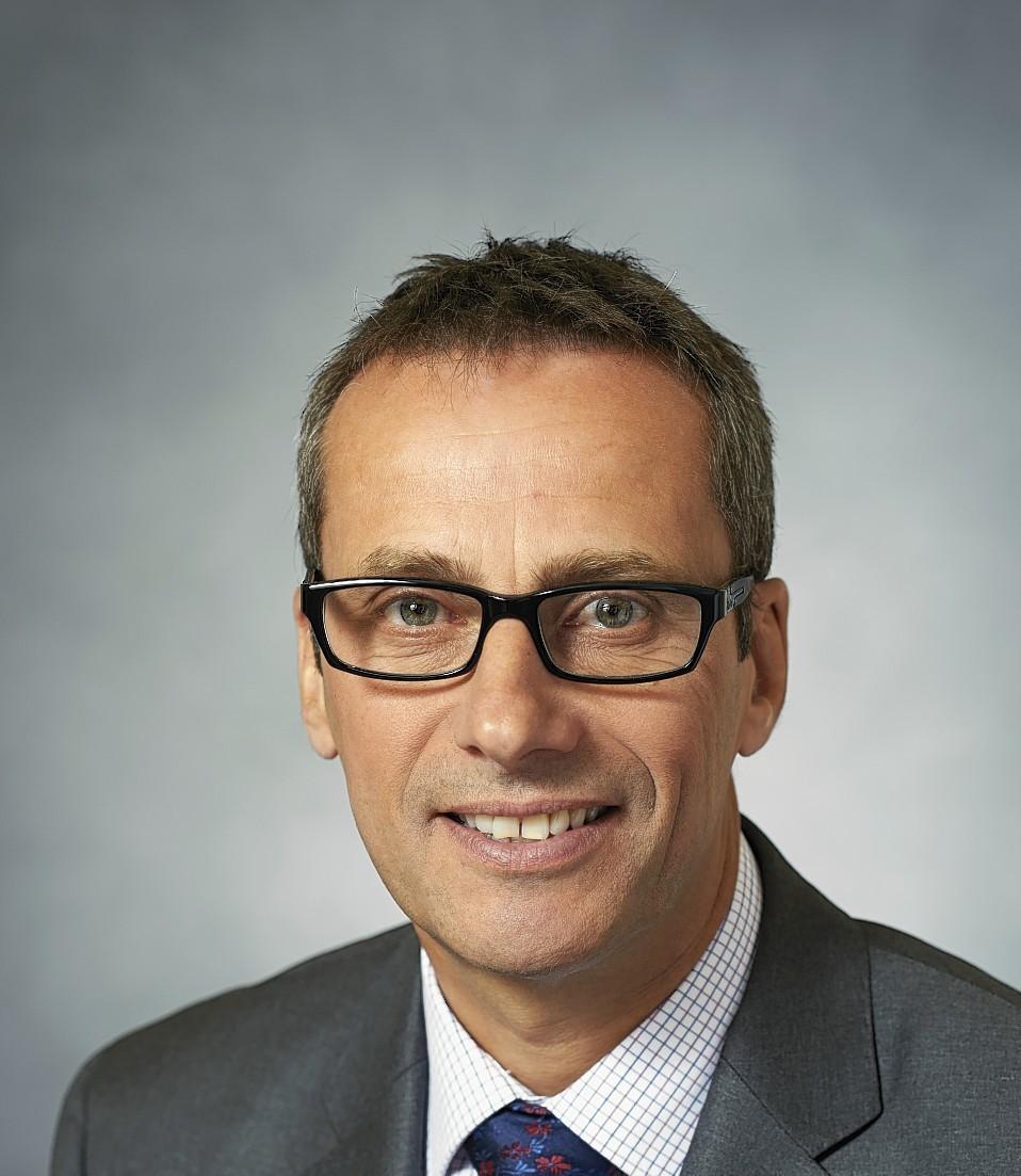 Highland Council chief executive Steve Barron.