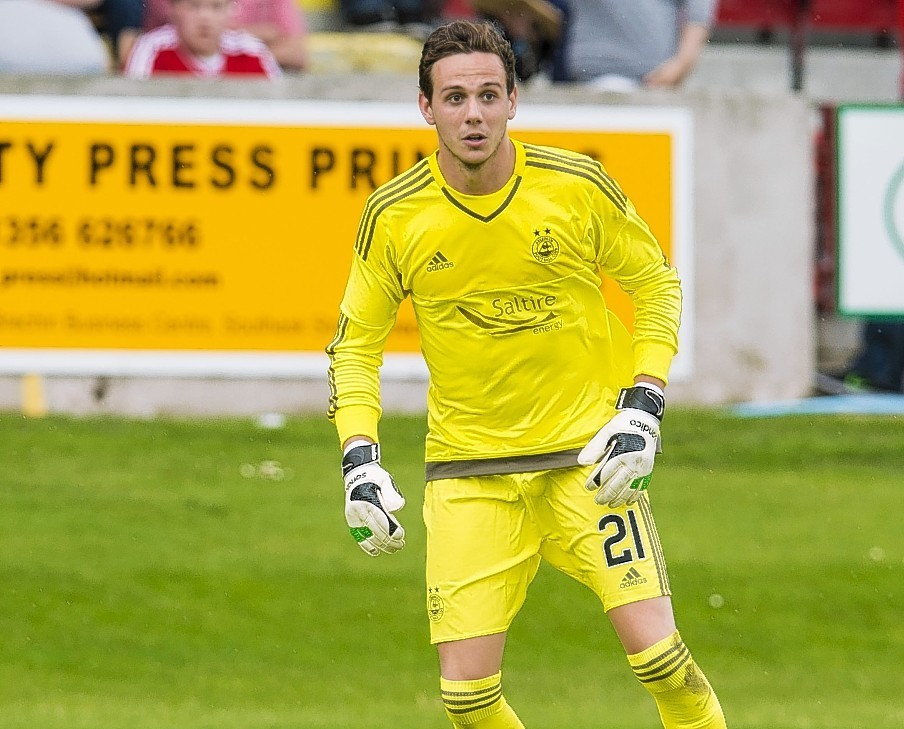 Aberdeen FC: Derek McInnes ready to give Danny Ward Euro start