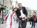 """The """"dead"""" roamed Inverness on Saturday"""