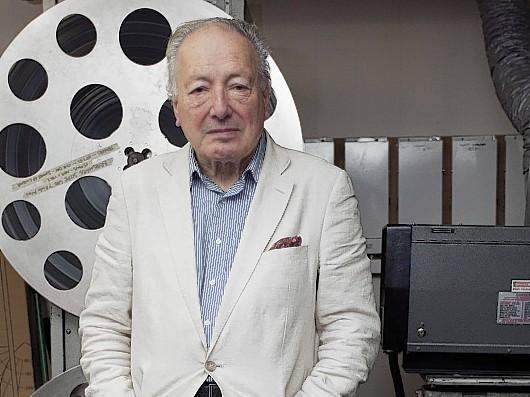 Wicker Man film director Robin Hardy