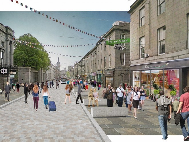 Problems have emerged just two weeks after councillors unanimously approved the city centre masterplan