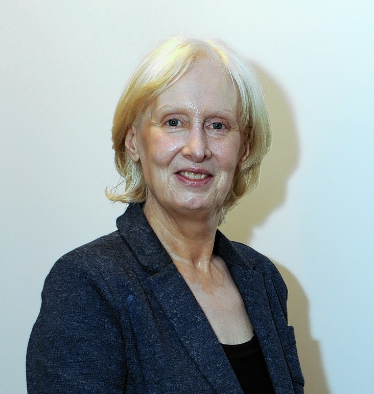 Rita Marcella is dean of faculty at Aberdeen Business School. Picture by Colin Rennie