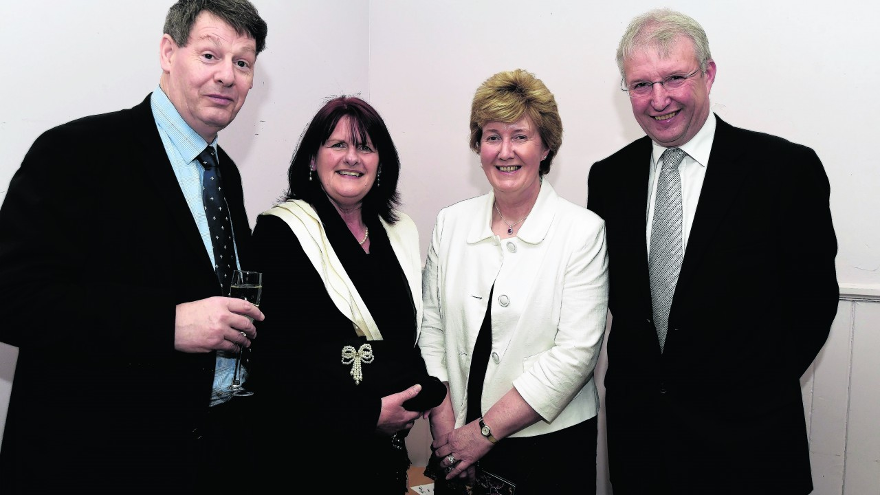 ALAN SMITH, BARBARA SMITH, CHRISTINE URQUHART, DAVID URQUHART