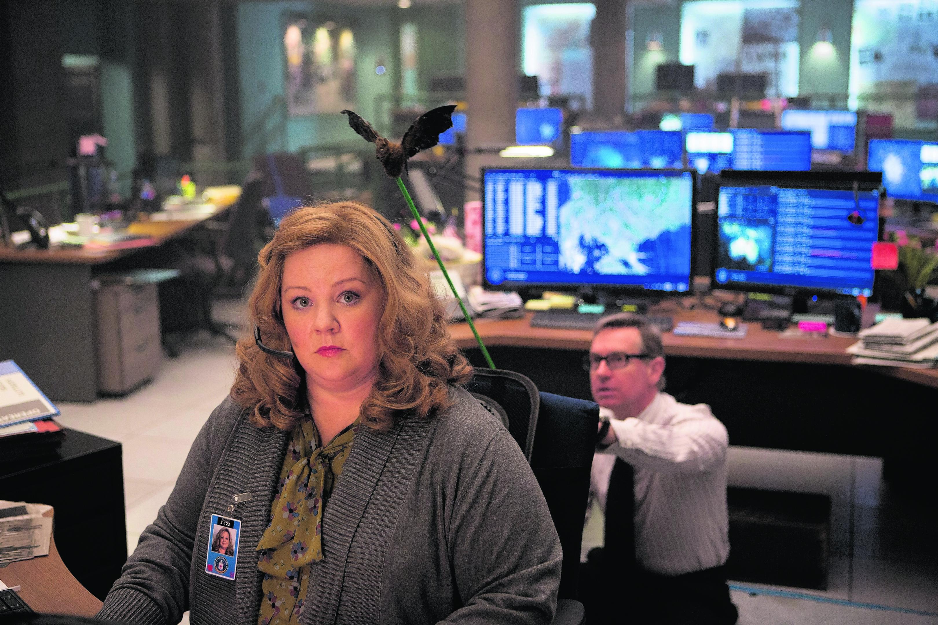 Melissa McCarthy in Spy
