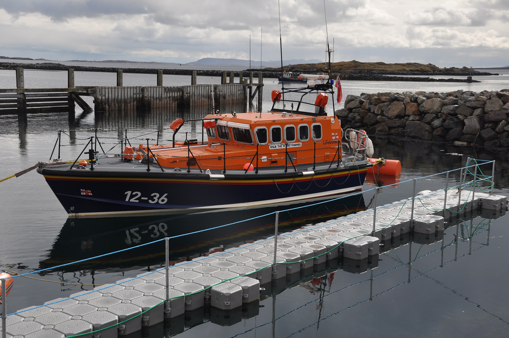 The Lifeboat Leverburgh