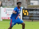 Andrea Mbuyi-Mutombo has joined Caley Thistle