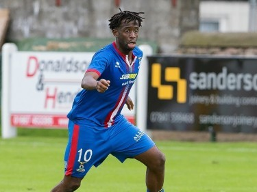 Andrea Mbuyi-Mutombo has impressed on trial