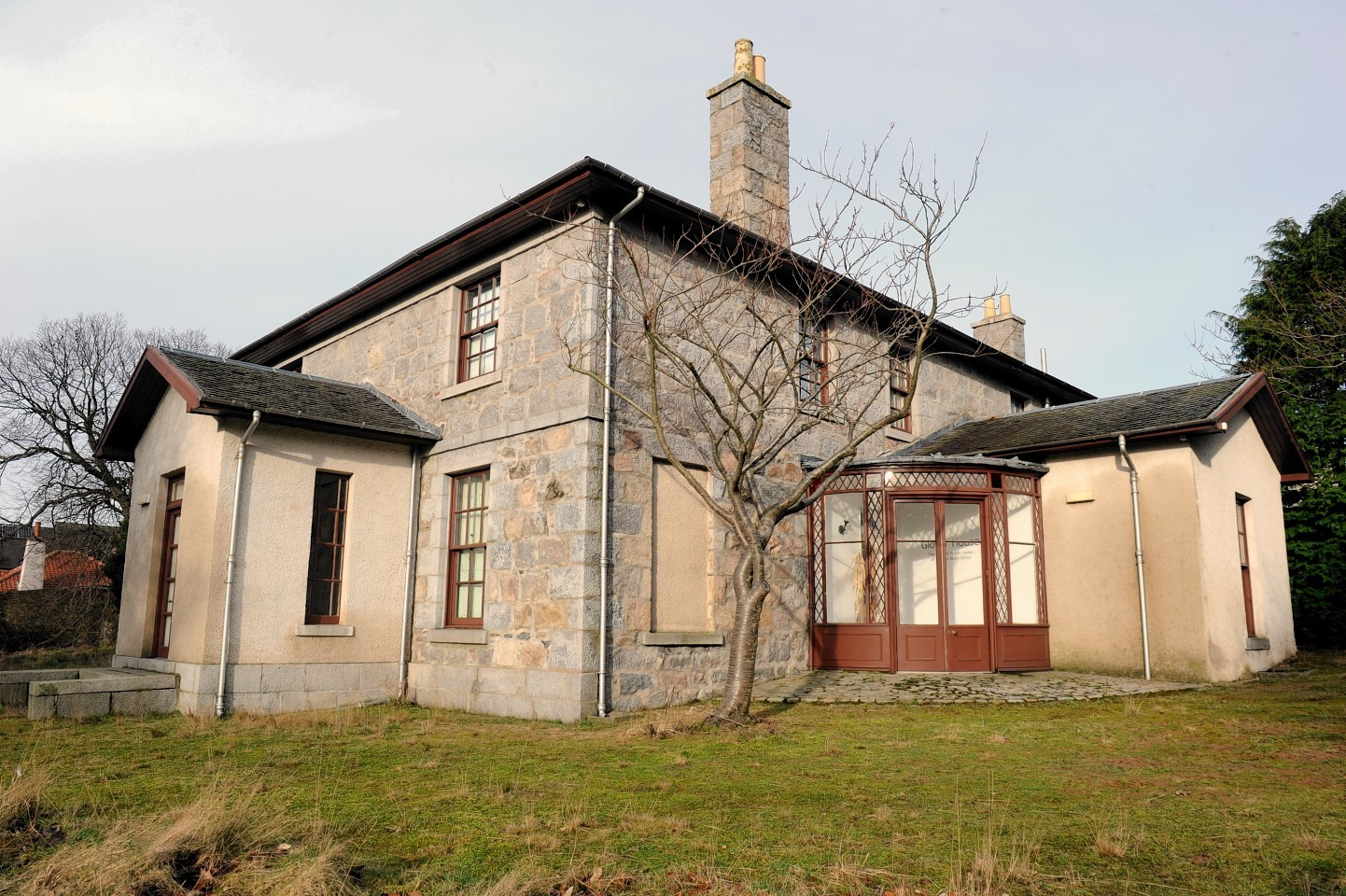 Thomas Blake Glover house at Bridge of Don