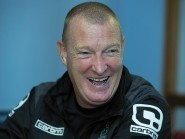 Brian Rice has taken on the role of Caley Thistle assistant
