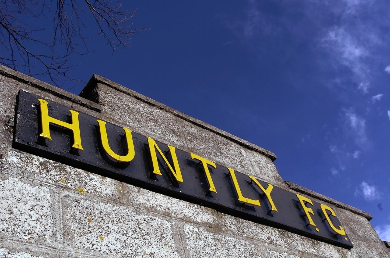Christie Park, Huntly.