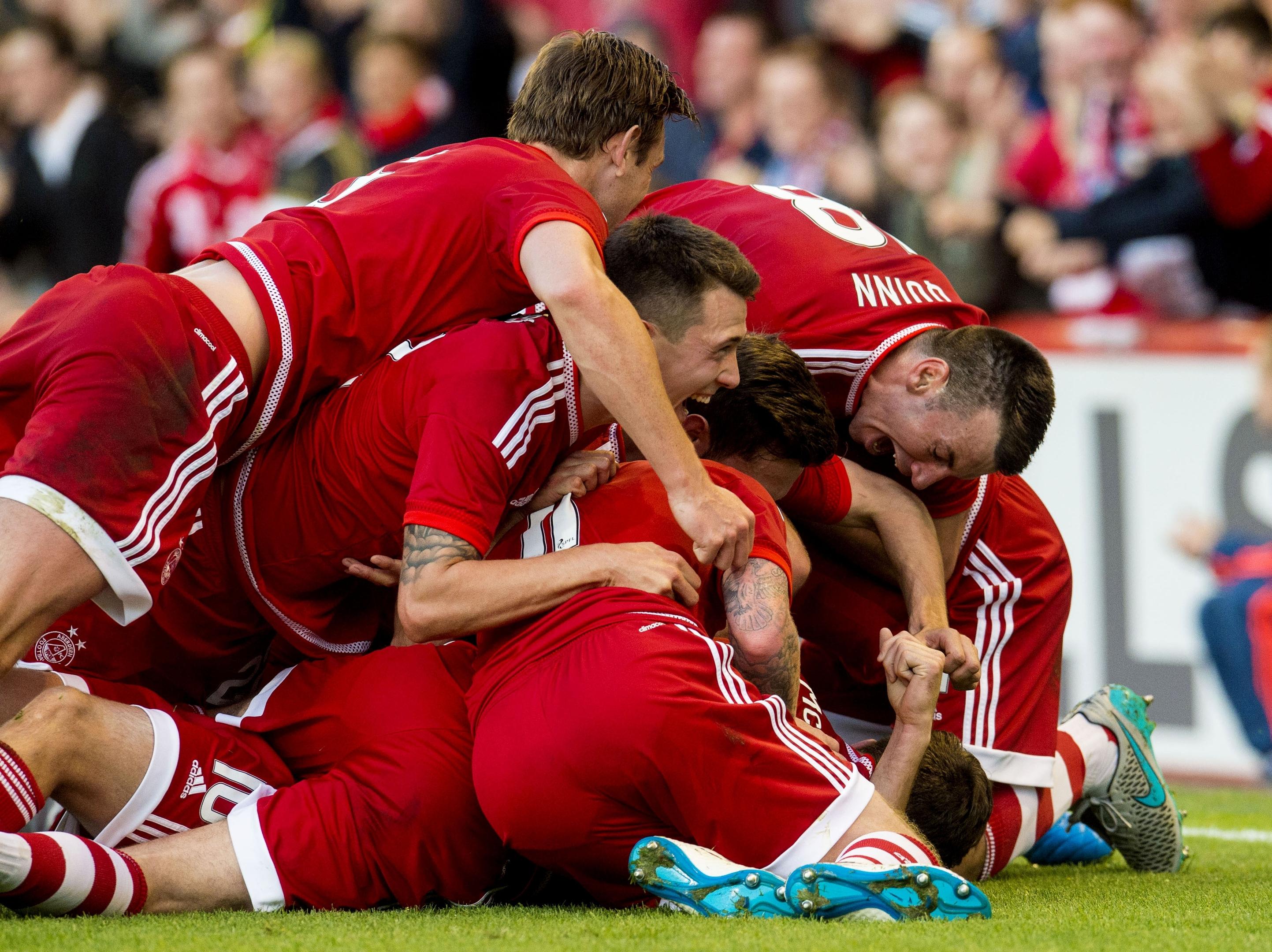 Aberdeen 2-2 Rijeka: Dons progress with 5-2 aggregate victory