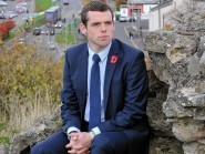 Moray councillor Douglas Ross