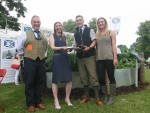 Duncan Seaton is named young gamekeeper of the year