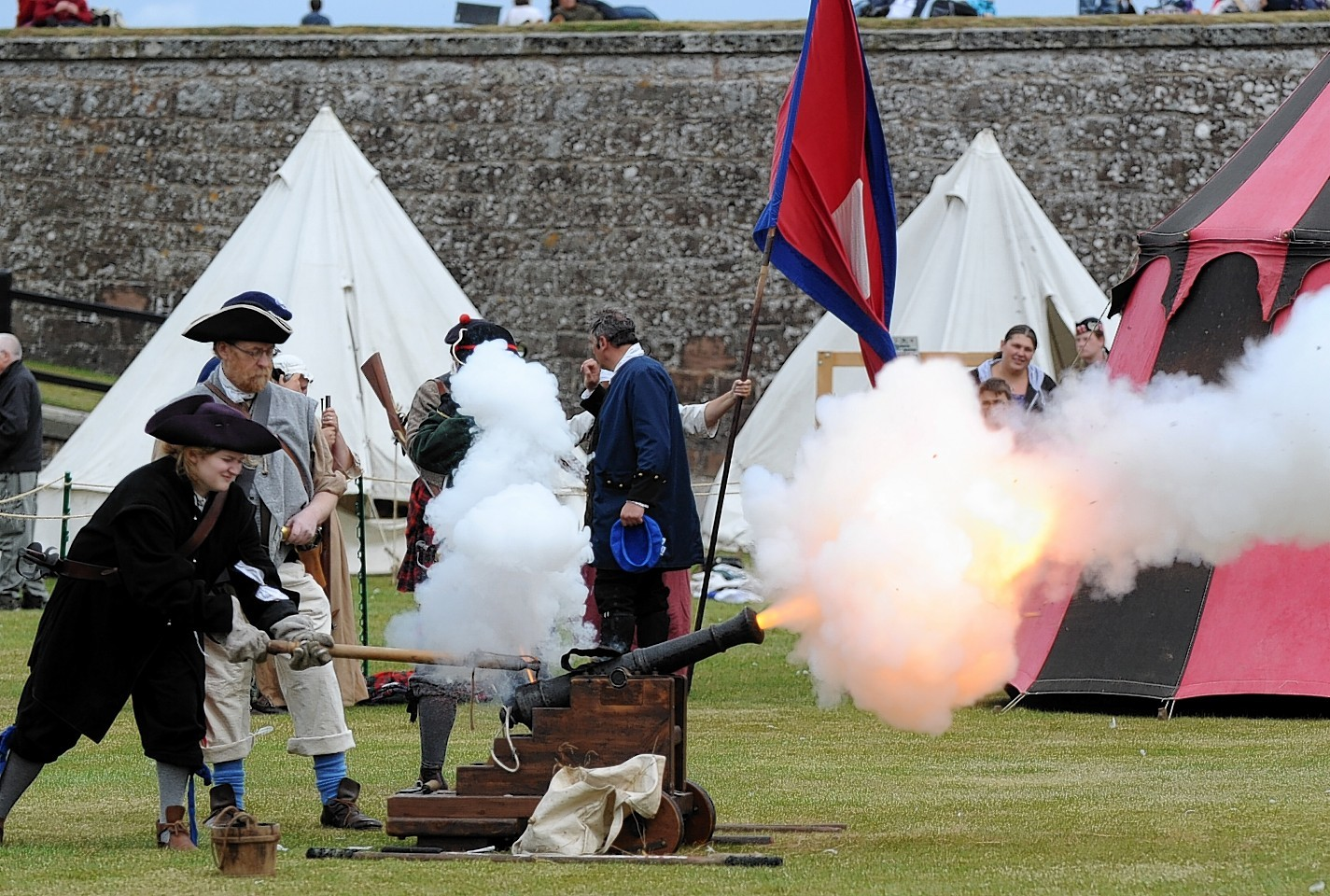 The popular Celebration of the Centuries event returns to Fort George next month.