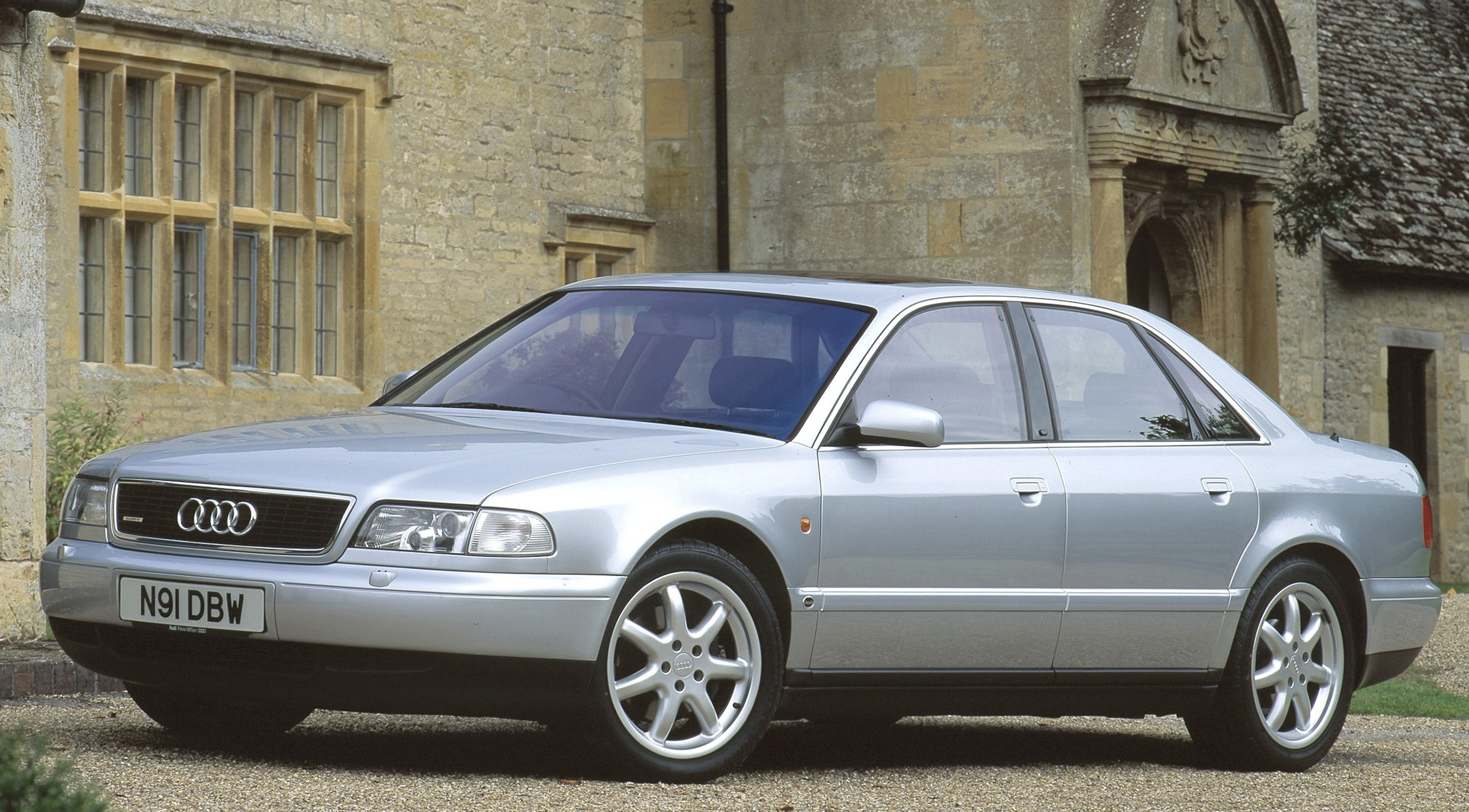 First generation Audi A8