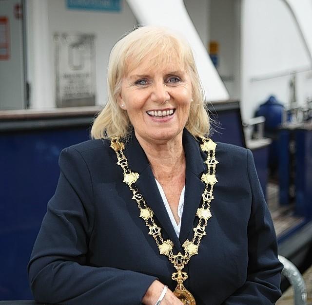 Provost Helen Carmichael
