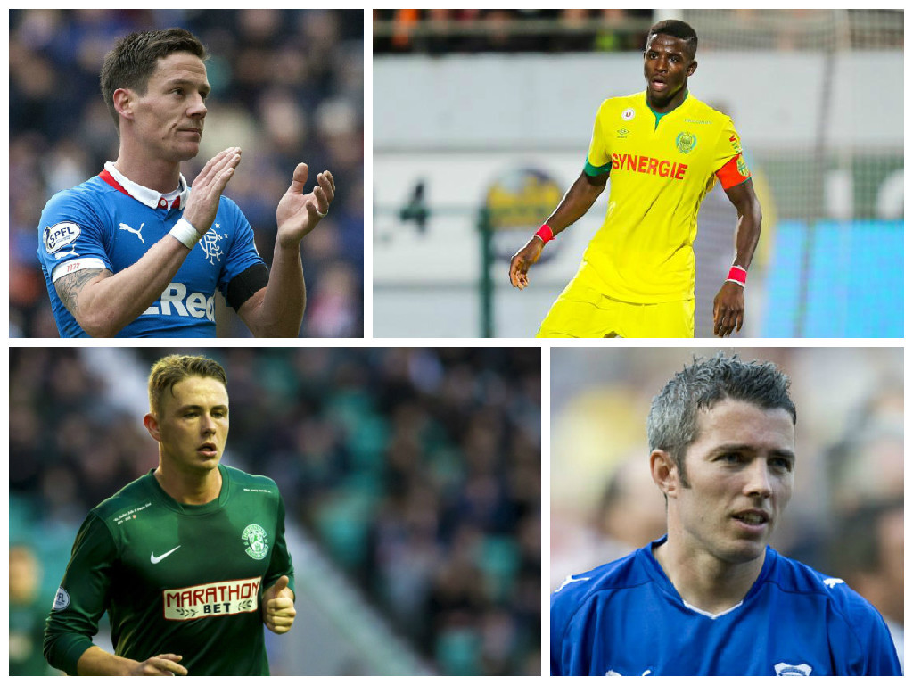 Ian Black played as a trialist for Berwick Rangers, Celtic are looking to sign Papy Djilobodji, Rangers have been linked with Scott Allan, while former Aberdeen man Kevin McNaughton could be heading to Wigan