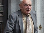James Coutts, 87, outside court