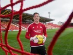 Jamie Langfield has been heavily linked with a move to St Mirren