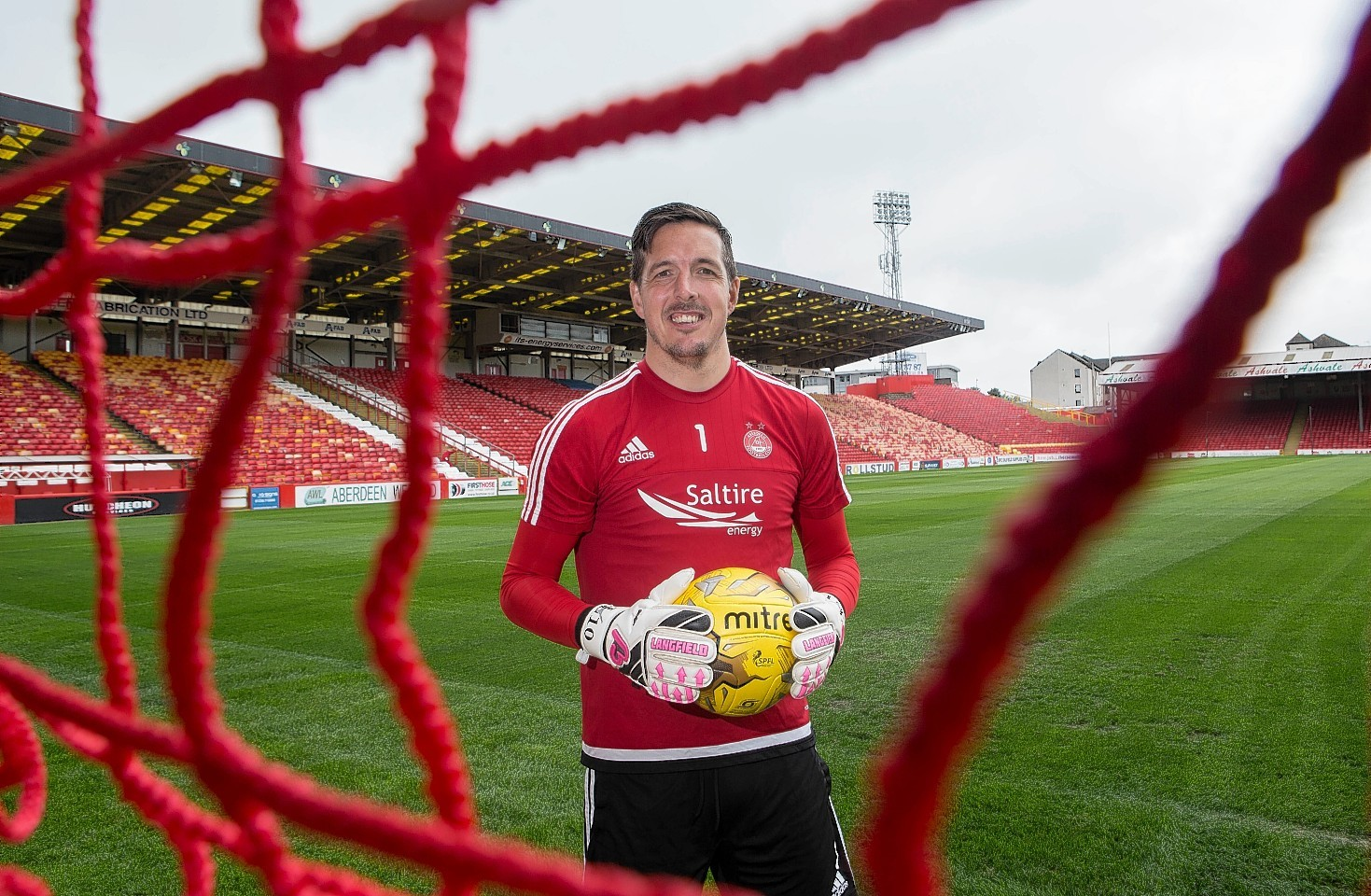 Jamie Langfield admits he could leave Aberdeen