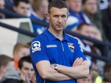Jim McIntyre is taking his team to the training base used by the Hungary national team