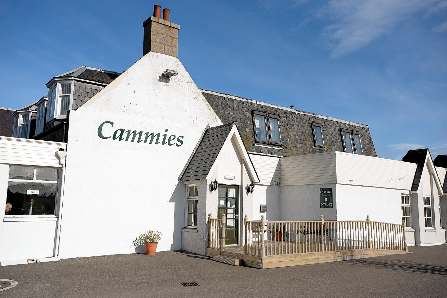 Cammies Restaurant, near Newtonhill