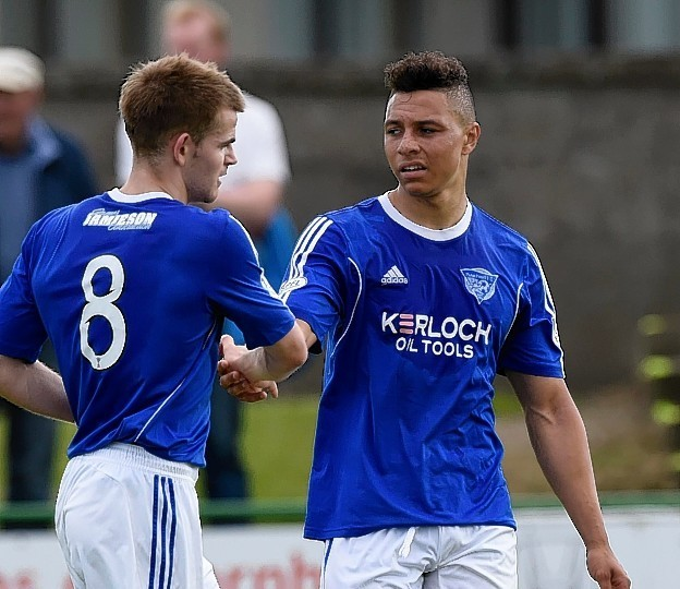 Leighton McIntosh will turn out as a trialist for Peterhead