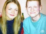 Lilian MacDonald with her boyfriend Keiran MacRonald - Lilian-MacDonald-e1436209390242-185x139