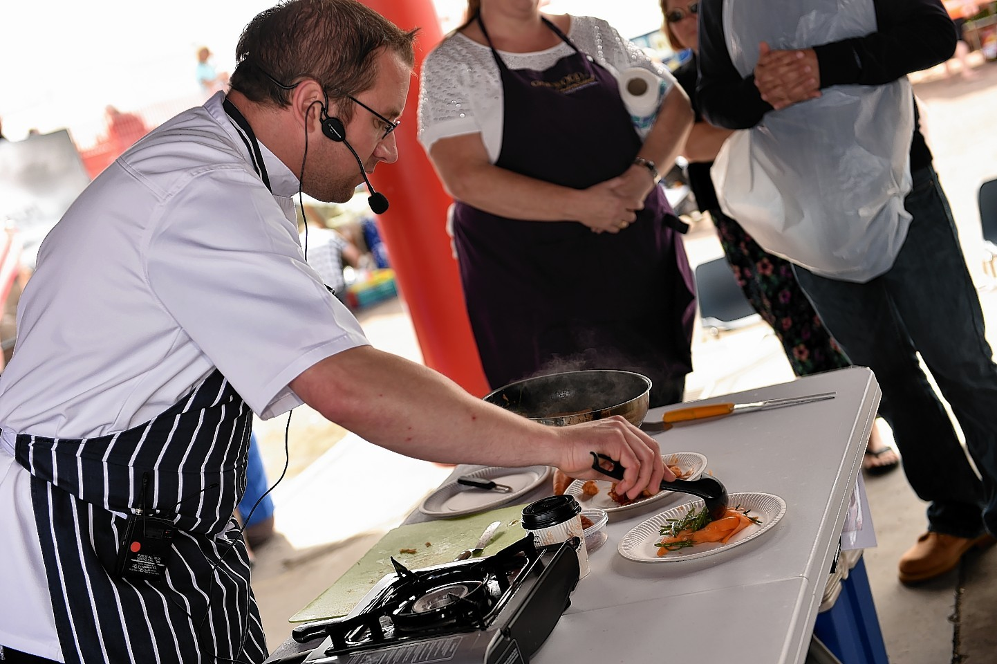 Lossiemouth Seafood Festival