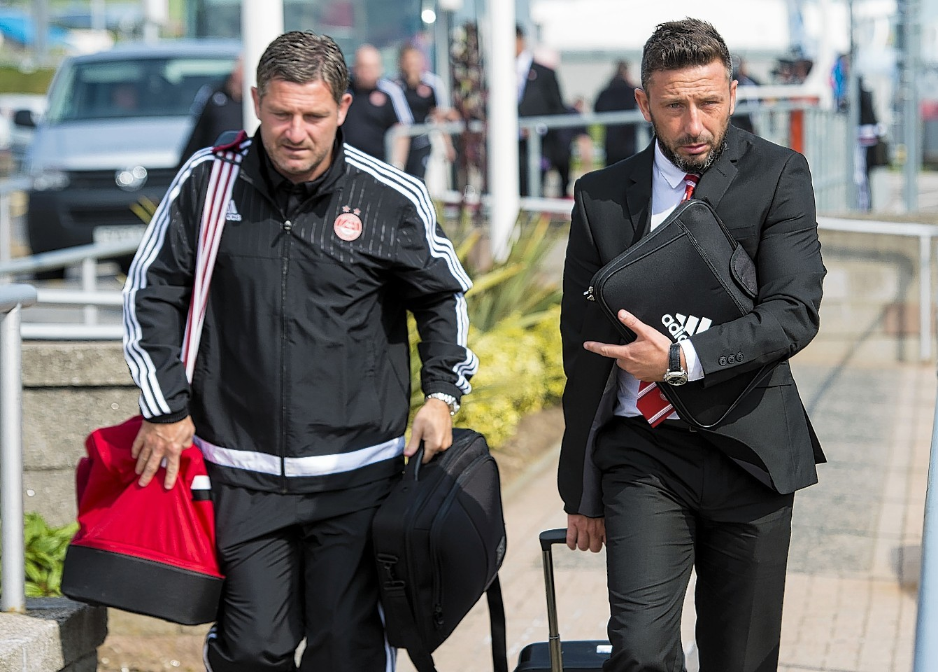 Derek McInnes: Competition for places is key for Aberdeen in Europa League