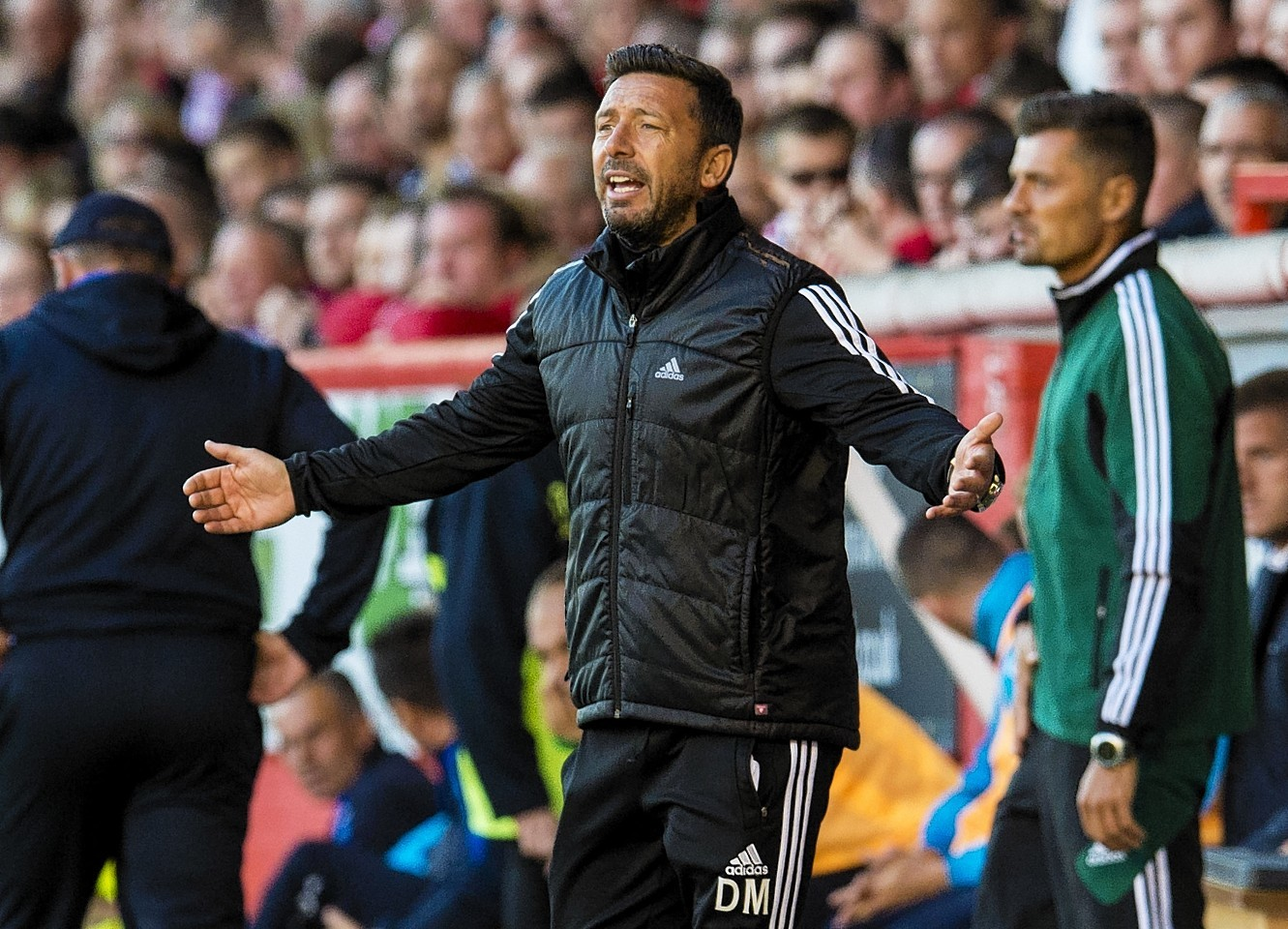 Derek McInnes insists there will be no Euro hang-over for Dons