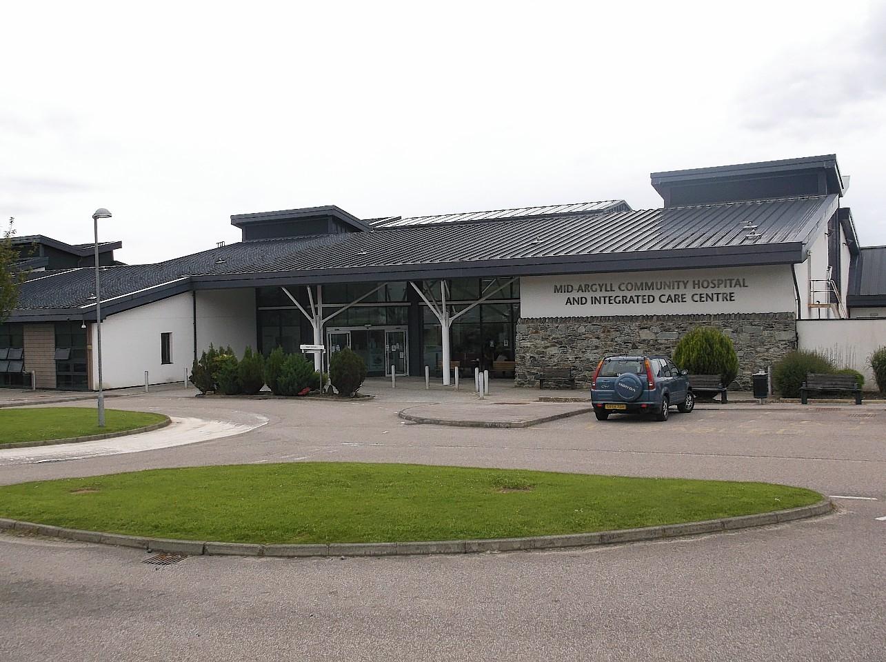 Mid Argyll Community Hospital