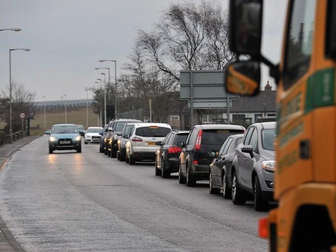 The development has raised traffic fears.