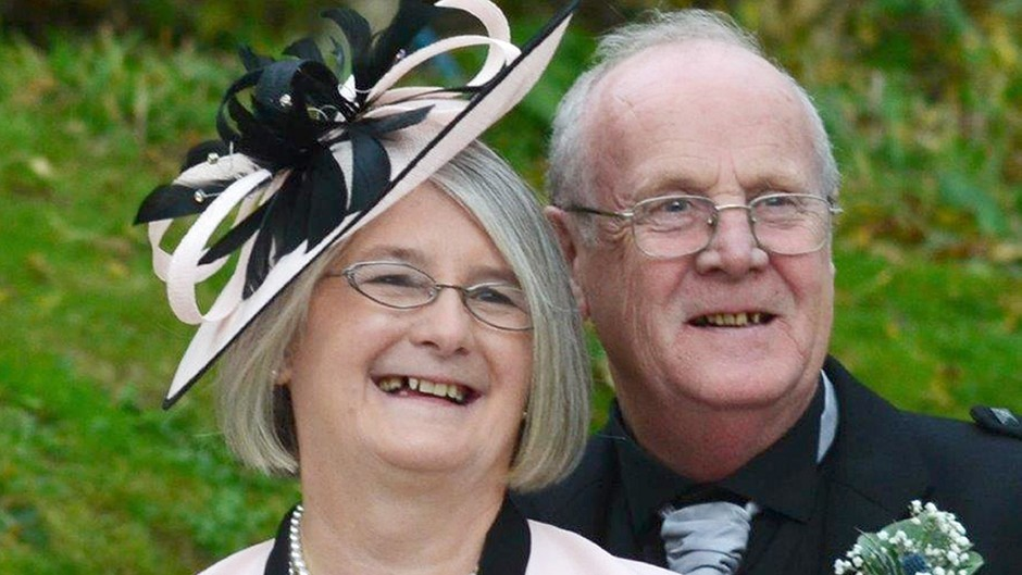 Jim and Ann McQuire, from Cumbernauld, died in the gun attack in the Tunisian resort of Sousse (Police Scotland/PA Wire)