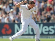 Dale Steyn has become only the 13th player to take 400 Test wickets