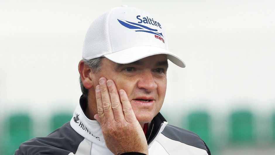 Lawrie will be part of the European Ryder Cup backroom staff