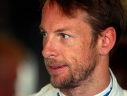 McLaren Honda's Jenson Button cut a frustrated figure on Friday's practice day at Silverstone
