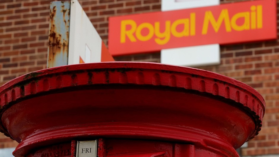 Ofcom has the power to fine Royal Mail up to 10% of its annual turnover