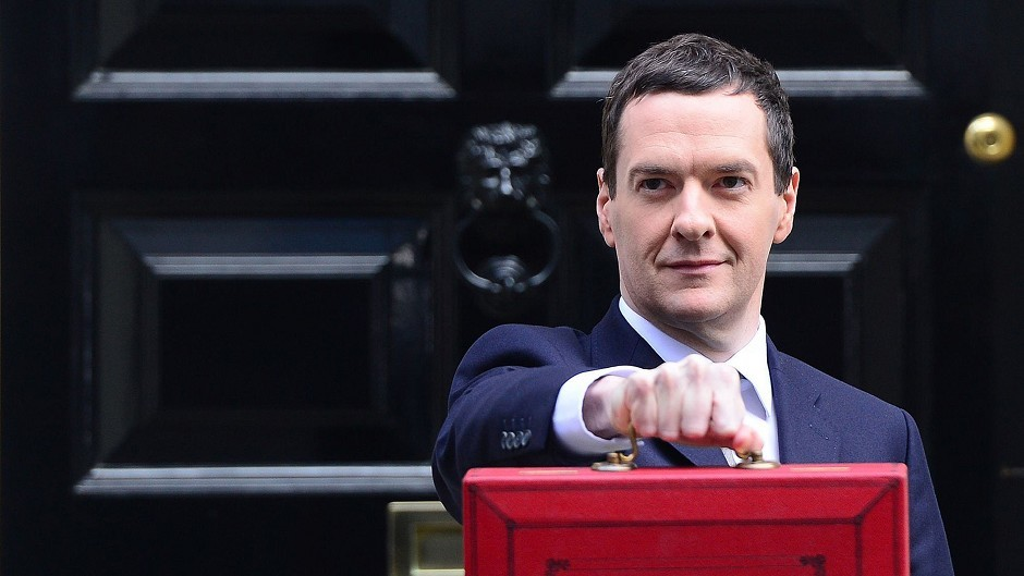 Chancellor George Osborne  has set out the first Tory Budget for nearly 20 years.