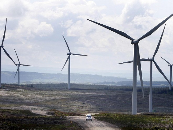 The impact of wind farm noise and appearance on residents living nearby is sometimes under-assessed by developers, a report said