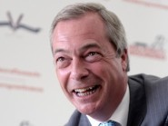 Nigel Farage is calling for Britain to leave the EU