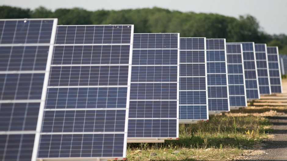 Solar energy jobs at risk, says SNP MP | Press and Journal